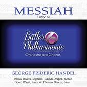 Handel: Messiah, HWV 56 von Butler Philharmonic Orchestra