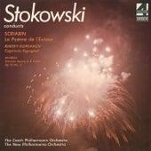 Scriabin: The Poem of Ecstasy / Rimsky-Korsakov: Capriccio Espagnol / Dvorák: Slavonic Dance No.2 de Leopold Stokowski