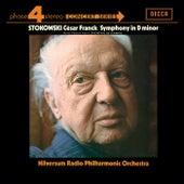 Franck: Symphony / Ravel: Fanfare from L'Éventail de Jeanne de Leopold Stokowski