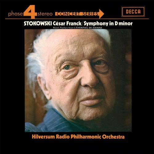 Franck: Symphony / Ravel: Fanfare from L'Éventail de Jeanne by Leopold Stokowski