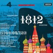 Tchaikovsky: 1812 Overture / Borodin: Polovtsian Dances / Stravinsky: Pastorale de Leopold Stokowski