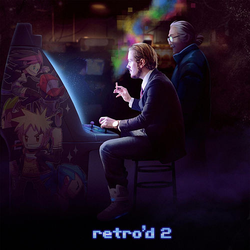 Retro'd 2 by Marcus D