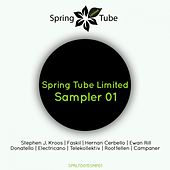 Spring Tube Limited Sampler 01 by Various Artists