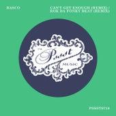 Can't Get Enough / Rok Da Fonky Beat (Remixes) by Basco