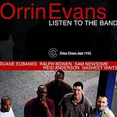 Listen To The Band by Orrin Evans