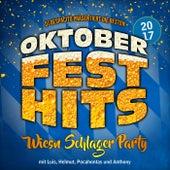 DJ Despacito präsentiert die besten Oktoberfest Hits 2017 - Wiesn Schlager Party mit Luis, Helmut, Pocahontas und Anthony, Vol. 2 by Various Artists