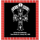 At The Civic Auditorium, Santa Monica, CA, January 5th, 1988 (Hd Remastered Edition) by Guns N' Roses