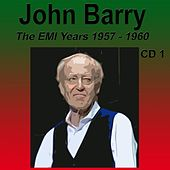 John Barry the Emi Years 1957-1960 Cd1 van John Barry