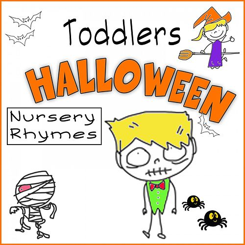 Toddlers Halloween Nursery Rhymes by The Countdown Kids