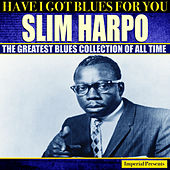 Slim Harpo (Have I Got Blues For You) by Slim Harpo