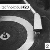 Technolicious #23 von Various Artists