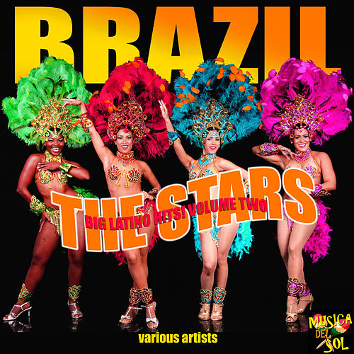Brazil The Stars Vol. 2 by Various Artists