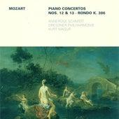 MOZART, W.A.: Piano Concertos Nos. 12 and 13 / Rondo, K. 386 (Schmidt, Dresden Philharmonic, Masur) de Kurt Masur