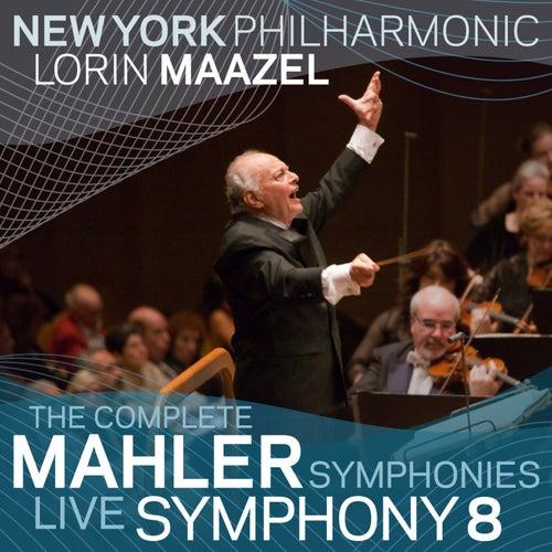 Mahler: Symphony No. 8 by New York Philharmonic