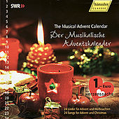 The Musical Advent Calendar, Der Musikalische Adventskalender de Various Artists