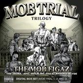 Mob Trial Trilogy Digital Box Set (Mob Trial 1, 2, and 3) by Mob Figaz (West Coast)