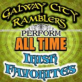 All Time Irish Favourites by Galway City Ramblers