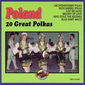 Poland - 20 Great Polkas de Frankie Yankovic