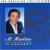 In Concert by Al Martino