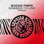 Somebody to Love (Rework) - Radio Mixes by Boogie Pimps