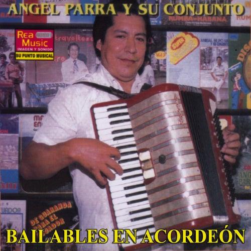 Bailables En Acordeón by Angel Parra