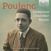 Poulenc: Complete Chamber Music by Various Artists