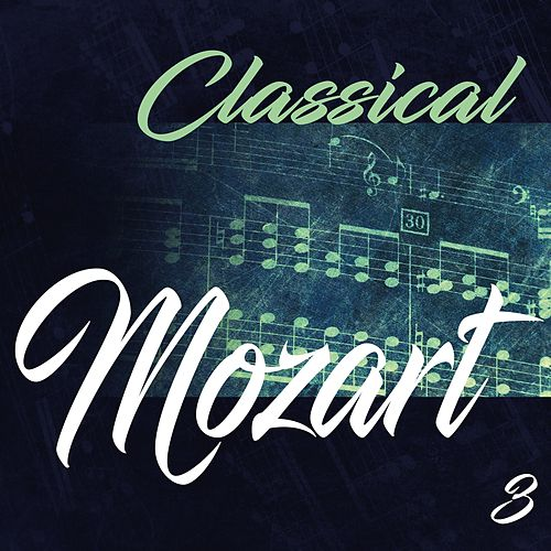 Classical Mozart 3 by Carmen Piazzini