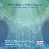And I Saw a New Heaven (Music Enlightening Life's Journey) by Simon Toyne