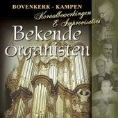 Bekende Organisten by Various Artists