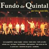 Ao vivo convida von Grupo Fundo de Quintal