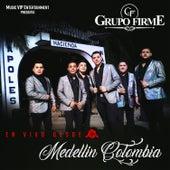 En Vivo Desde Medellín Colombia de Grupo Firme