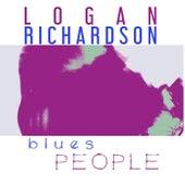 Blues People von Logan Richardson