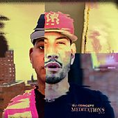 Meditations (Instrumentals) by DJ Concept