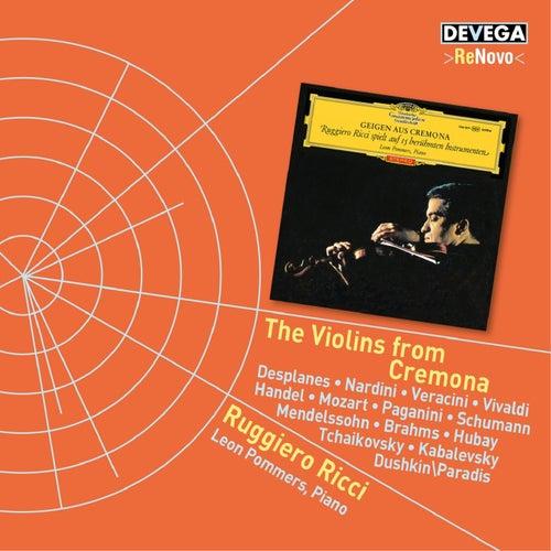 The Violins from Cremona von Ruggiero Ricci