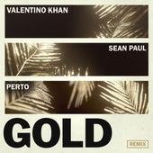 Gold (feat. Sean Paul) [Perto Remix] de Valentino Khan