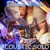 Acoustic Solo van Danny Wilde