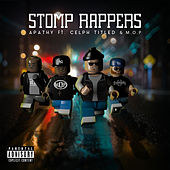 Stomp Rappers - Maxi-Single von Apathy