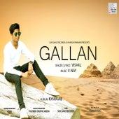 Gallan by Vishal