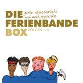 Die große, abenteuerliche und auch mysteriöse Ferienbande Box, Folge 1-6 von Die Ferienbande