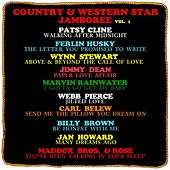 Country & Western Star Jamboree Vol. 1 by Various Artists