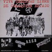 Viva Canarias Libre de Cualquier Estado von Various Artists