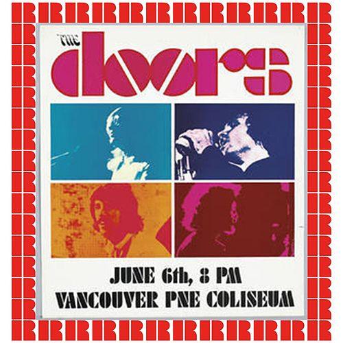 Live In Vancouver, 1970 (Hd Remastered Edition) de The Doors