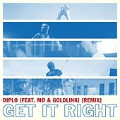 Get It Right (feat. MØ & GoldLink) (Remix) by Diplo