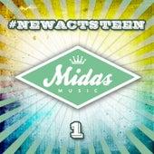 #Newactsteen, Vol. 1 de Various Artists