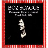 Paramount Theater, Oakland, 1974 (Hd Remastered Edition) de Boz Scaggs