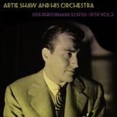 Artie Shaw And His Orchestra: Live Performances 1938 - 1939 Vol.2 de Artie Shaw