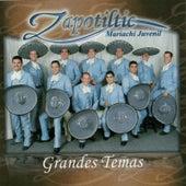Grandes Temas by Mariachi Juvenil Zapotiltic