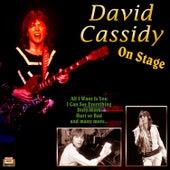 On Stage de David Cassidy