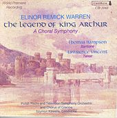 WARREN, E.R.: Legend of King Arthur (The) (Kawalla) by Thomas Hampson
