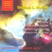 MOSKO, S.: Rupuze / String Quartet / Psychotropics / Darling / God Metot Enob(s) (Southwest Chamber Music) by Various Artists